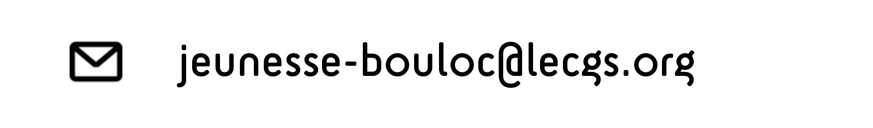 contact mail Bouloc