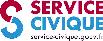 LE&C - Logo Service Civique