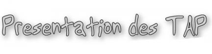 image presentation TAP