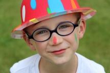 LEC petit enfance accueil loisirs centre activite peri scolaire bebe jeune adolescent enfant Clown