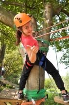 LEC petit enfance accueil loisirs centre activite peri scolaire bebe jeune adolescent enfant Accrobranche 02