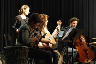 LEC petit enfance accueil loisirs centre activite peri scolaire bebe jeune adolescent enfant Pratique musicale