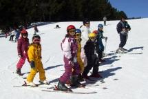 LEC sejour enfant vacance adolescent colonie jeune hiver ski
