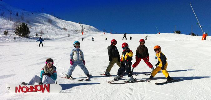 LEC sejour enfant vacance adolescent colonie jeune ski hiver