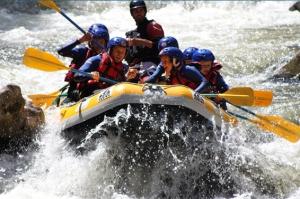 LEC sejour enfant vacance adolescent colonie jeune Kayak