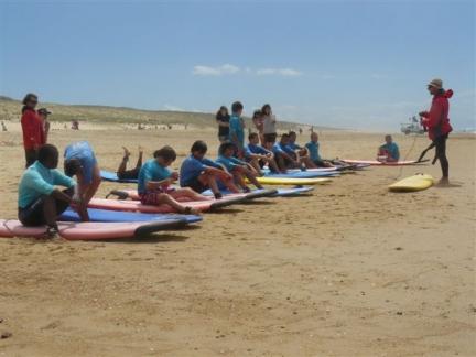 LEC sejour enfant vacance adolescent colonie jeune surf ado
