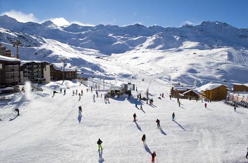 LEC sejour enfant vacance adolescent colonie jeune ski montagne