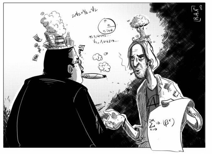 Bd et caricature - Herjia