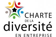 LE&C - Logo de la charte de la diversité