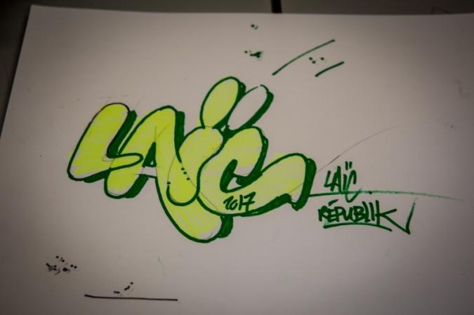 Intervention Graffiti