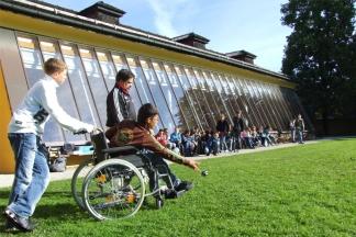 LE&C - Jeunes en situation de handicap