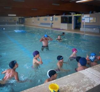 Les plaisirs de l'eau et surtout de maîtriser l'environnement aquatique / Photo DDM