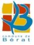 Logo municipalité Bérat